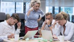 So nicht, Chef! – Was Opfer von Bossing tun können