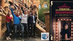 Zirkus Hallegalli: Winter-BuFaTa 2019 in Halle (Saale)