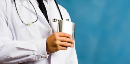 Corona-Krise und Alkohol: Medizinisches Personal gefährdet