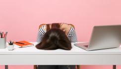 Immer mehr Schweizer haben Stress am Arbeitsplatz