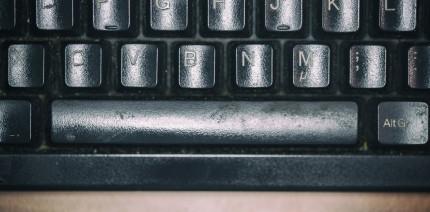 Benutzung eines Computers im Behandlungszimmer
