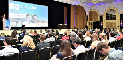 9. CONSEURO und DGZ begrüßen 400 Teilnehmer in Berlin