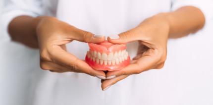 Coronavirus: Umgang mit aus China importiertem Zahnersatz