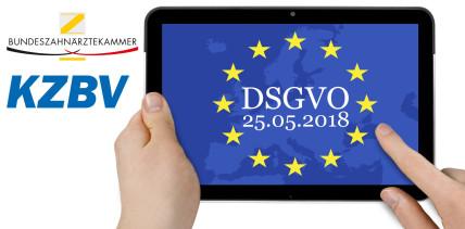 Hohe Bußgelder drohen: BZÄK und KZBV informieren über DSGVO