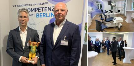 dental bauer: Exklusiv-Preview am Berliner Kompetenzstandort