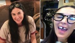 Demi Moore: Zwei Schneidezähne durch Stress verloren