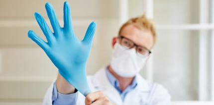 Im Ernstfall die Infektionsgefahr minimieren