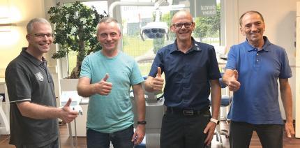 dental bauer-Niederlassung im Saarland feiert 20-jähriges Jubiläum