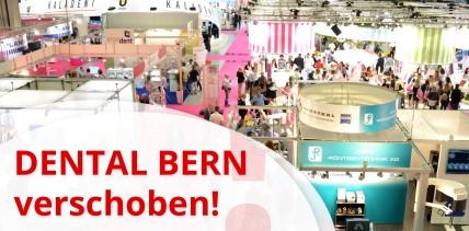 SSO-Kongress 2020 und DENTAL BERN 2020 verschoben