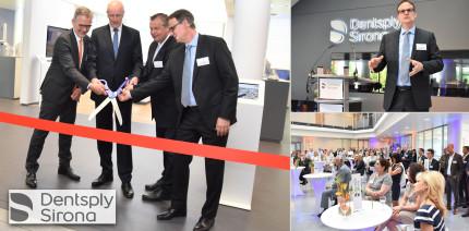 Neueröffnung der Dentsply Sirona Academy
