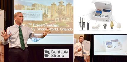 Dentsply Sirona bringt Azento™ auf den Markt