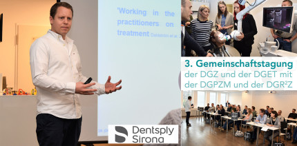 "Dentsply Sirona lud zum Workshop ""Imaging"" nach Berlin ein"