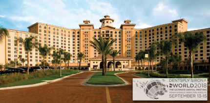 Dentsply Sirona World 2018: Dentalbranche trifft sich in Florida
