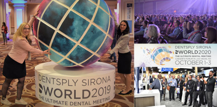 The ULTIMATE Dental Meeting: Dentsply Sirona World 2019