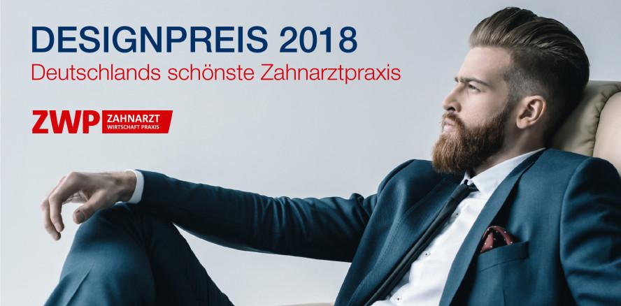 """Designpreis 2018: """"Deutschlands schönste Zahnarztpraxis"""" gesucht"""