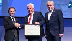 Prof. Dr. Günter Dhom ist Ehrenmitglied der DGI