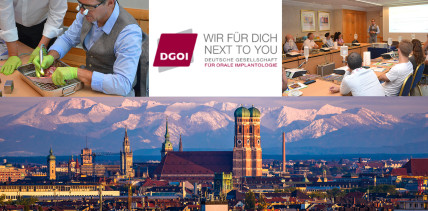 15. Jahreskongress der DGOI in München angelaufen