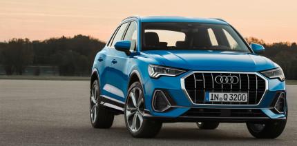 Komfortabel, variabel und vernetzt:  Der neue Audi Q3