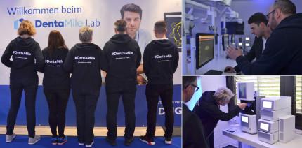 Digitaler Workflow: DMG DentaMile Lab#1 in Hamburg