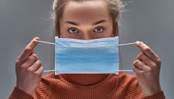 Gesichtsmasken schützen vor schweren COVID-19-Verläufen
