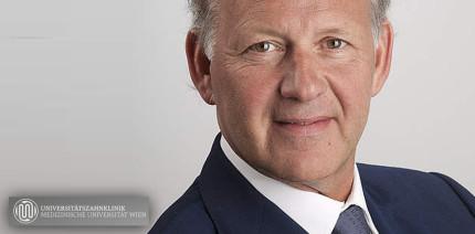 Leiter der Universitätszahnklinik Wien erhält Ehrenkreuz