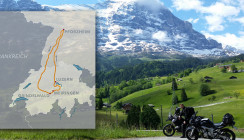 Motorradkurztrip: Einmal Schweiz und zurück