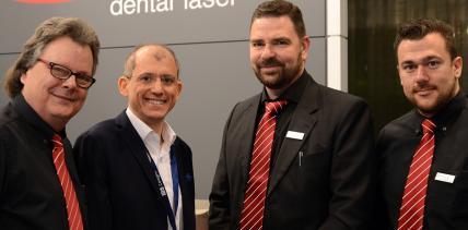 """""""Wir gehören zu den weltweit führenden Laserspezialisten"""""""