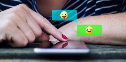 Studie zeigt: Nutzer von Emojis wirken sympathischer