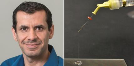 Wurzelkanalbehandlungen: Neues antimikrobielles Gel entwickelt
