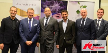 Nobel Biocare stellt neue Produkte und Partnerschaften vor