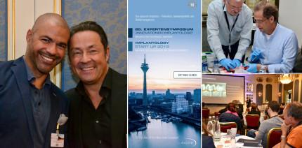 """""""Das gesunde Implantat"""" im Mai in Düsseldorf"""