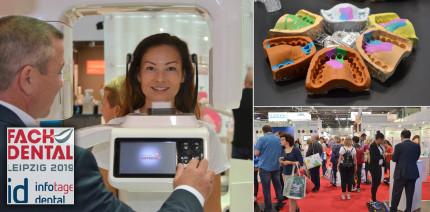 Fachdental Leipzig inspiriert mit digitalen Lösungen