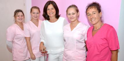 3x Erfüllung: Fechten, Familie und Zahnmedizin
