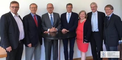Elf Forderungen der bayerischen Zahnärzte an die Politik
