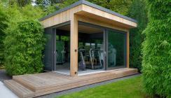 Detox für Geist und Seele - exklusive Gartenhäuser als Ruheoase