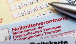Heilmittelverordnung – Anpassung zum 1. Oktober 2020