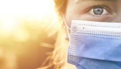 Studie aus Leipzig: Gesichtsmasken schränken Belastbarkeit ein