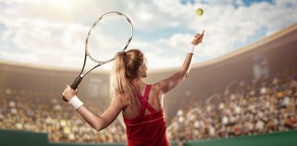 US-Tennisspielerin Gibbs: Zahnarzt entdeckt Krebs
