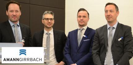 Amann Girrbach entwickelt dentale DNA konsequent weiter