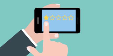 Google muss 1-Stern-Bewertung von Kieferorthopäde löschen