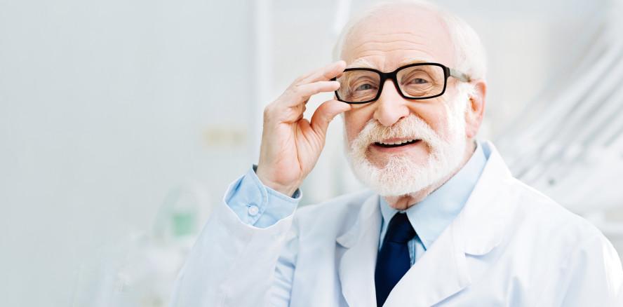 Schweizer Studie: Graue Haare = besserer (Zahn-)Arzt?