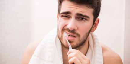 Aus Angst: Hämophiliepatienten vernachlässigen Mundhygiene