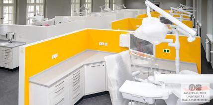 Das ist Deutschlands modernste Universitäts-Zahnklinik