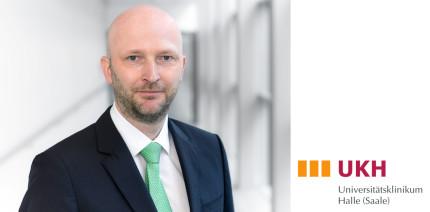 PD Dr. Dr. Sven Otto tritt Professur für MKG-Chirurgie in Halle an