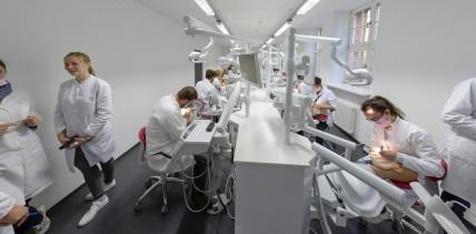 Virtueller Rundgang in der modernsten Zahnklinik Deutschlands
