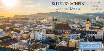 Henry Schein Dental Austria stellt auf Zahnärztekongress aus