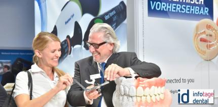 Die ersten id infotage dental in Westfalen enden erfolgreich