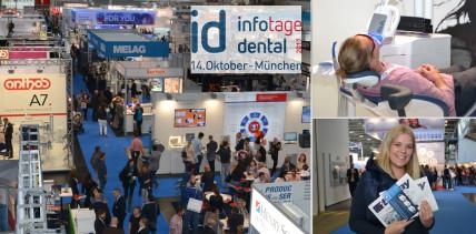 Beratung aus erster Hand: id infotage dental in München