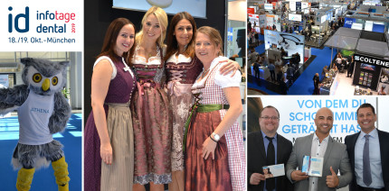 id infotage dental: Produktneuheiten und Expertenwissen in München