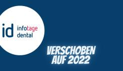 id infotage dental 2021 in Frankfurt und München abgesagt